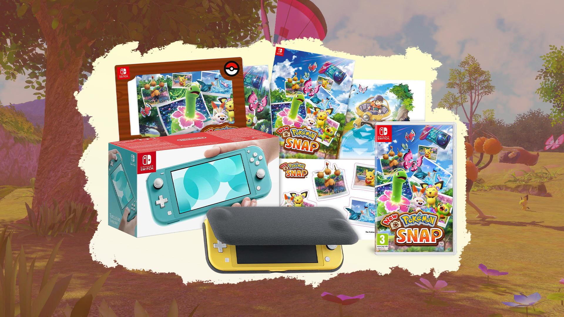 I premi del Graphic Contest di New Pokémon Snap!