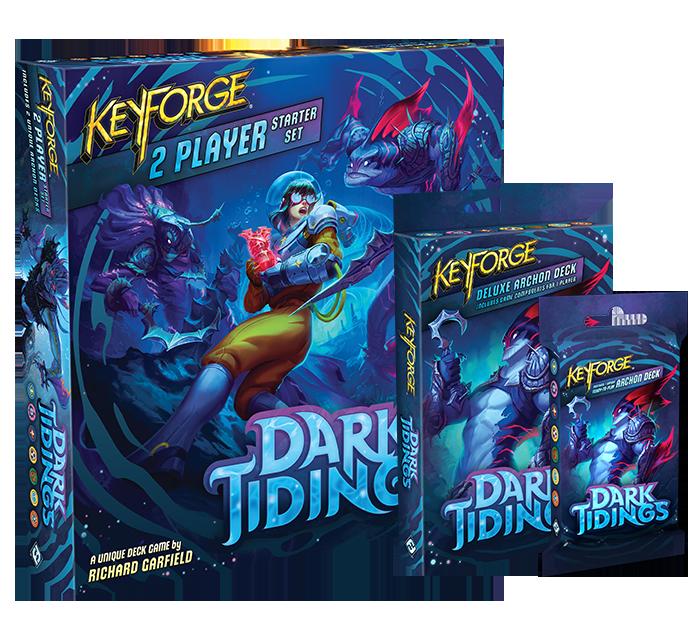 Keyforge Dark Tidings