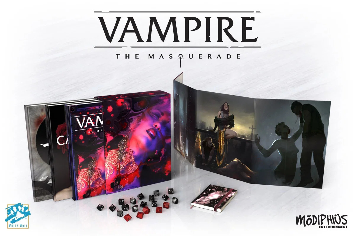 GDR Vampire the Masquerade