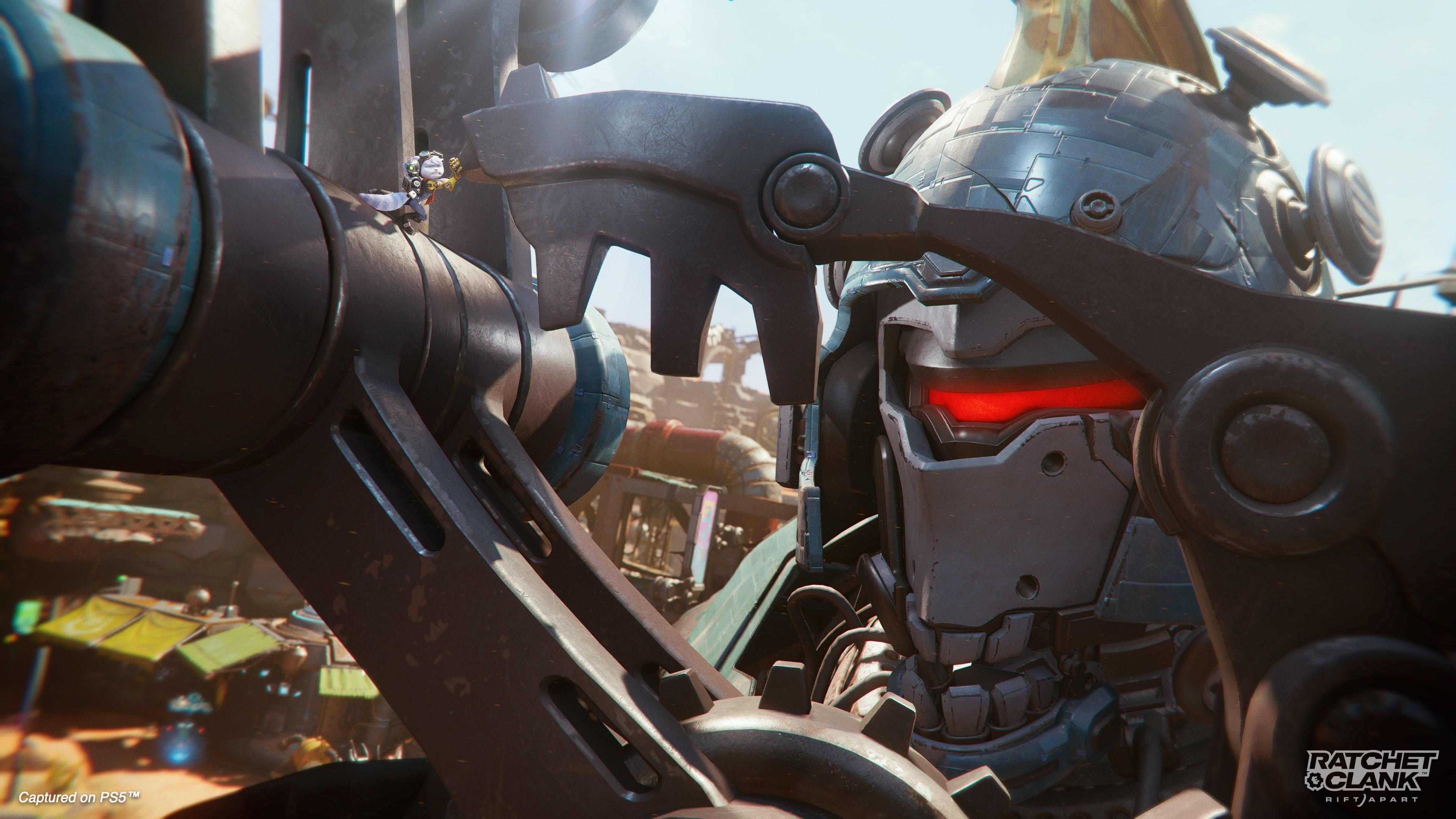 Ratchet & Clank screenshot