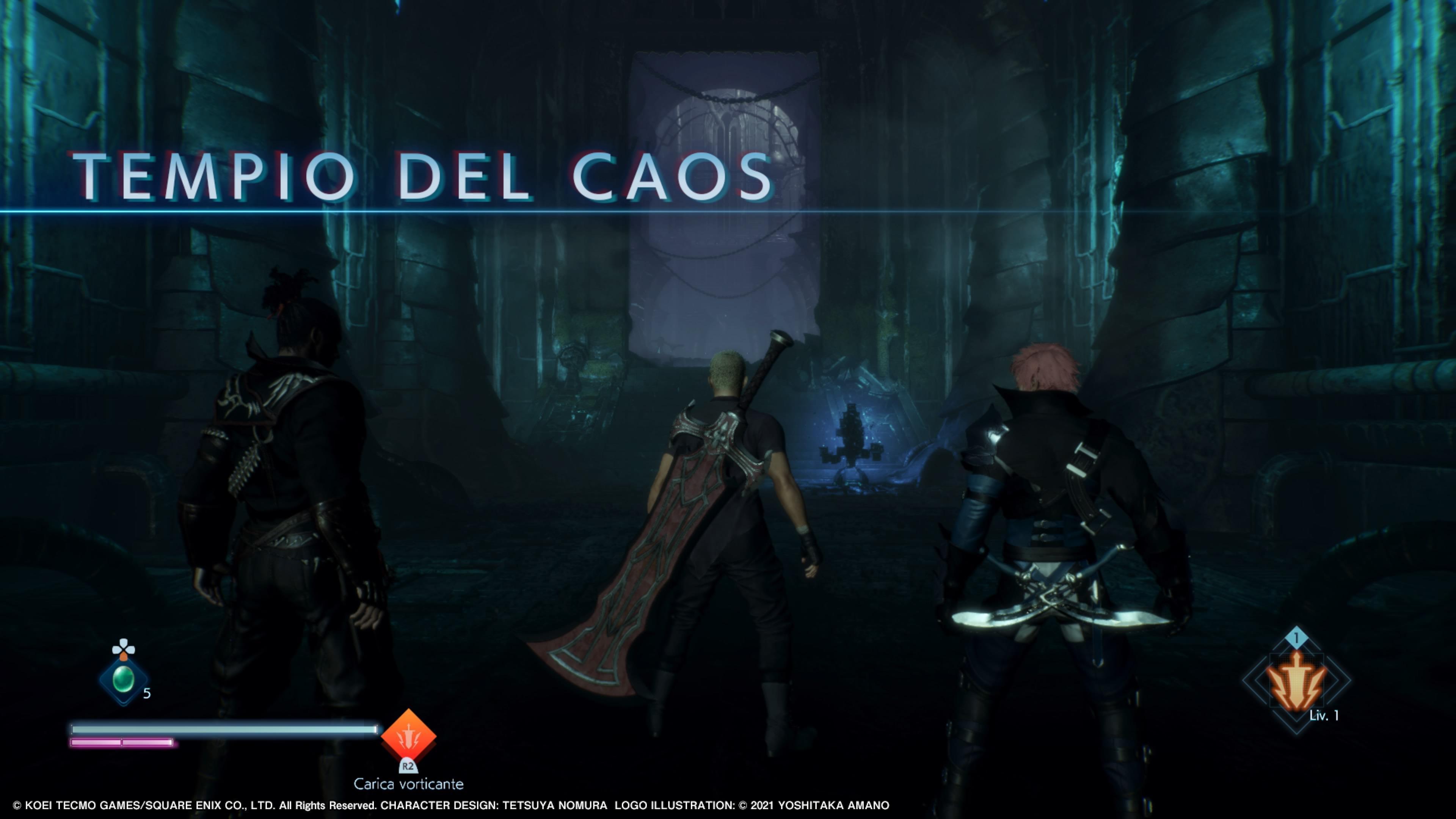 Stranger of Paradise Final Fantasy Origin provato