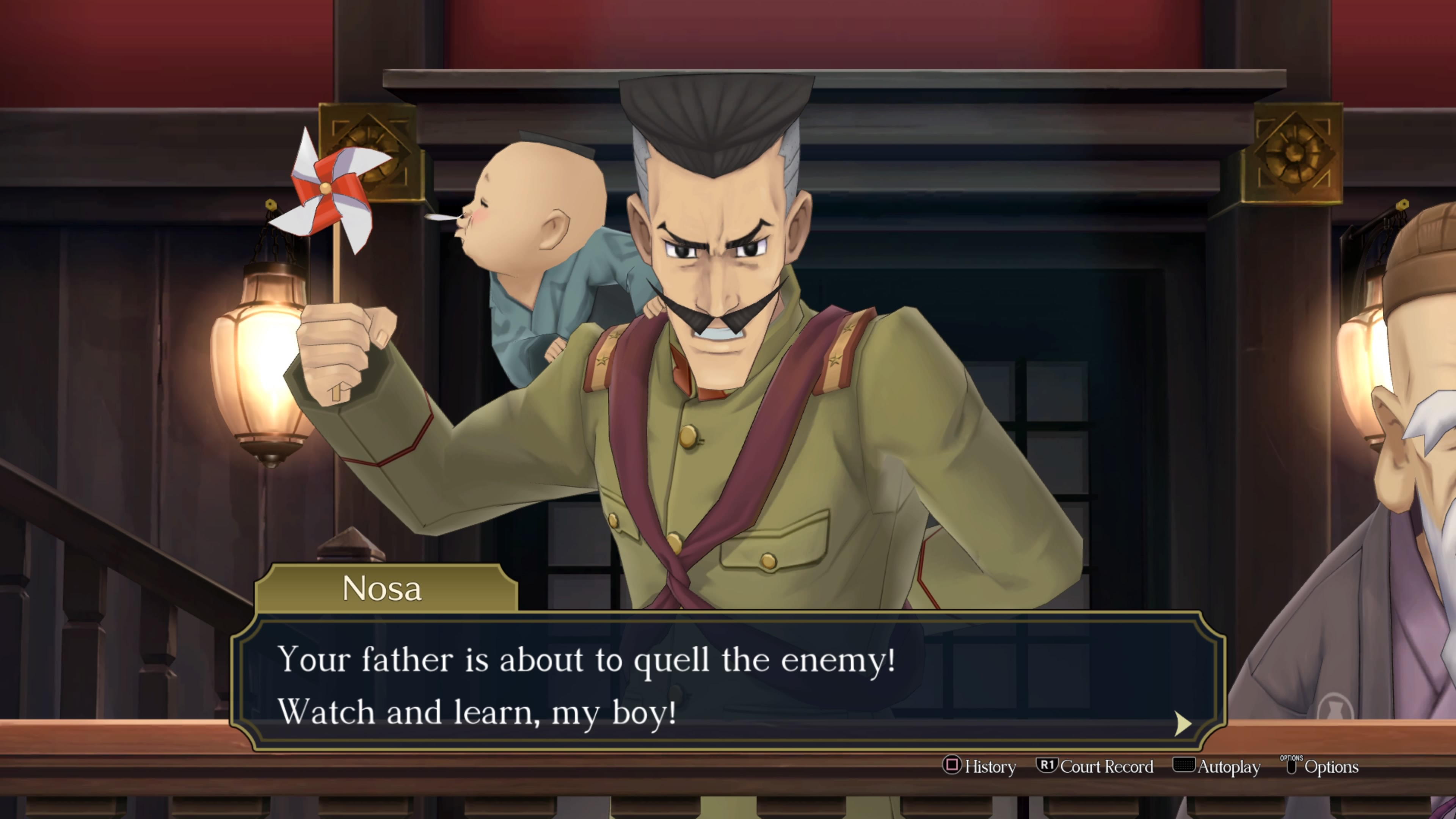 The Great Ace Attorney Chronicles anteprima