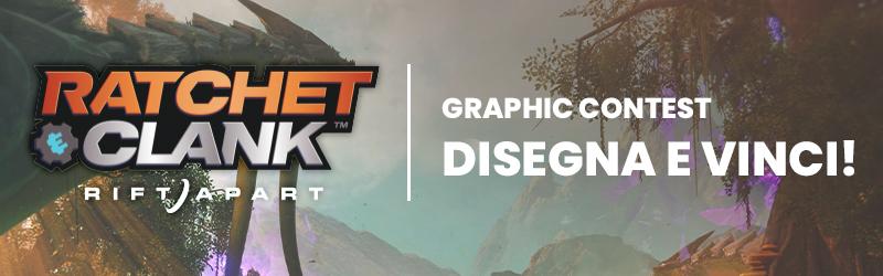 Partecipa ora al graphic contest!