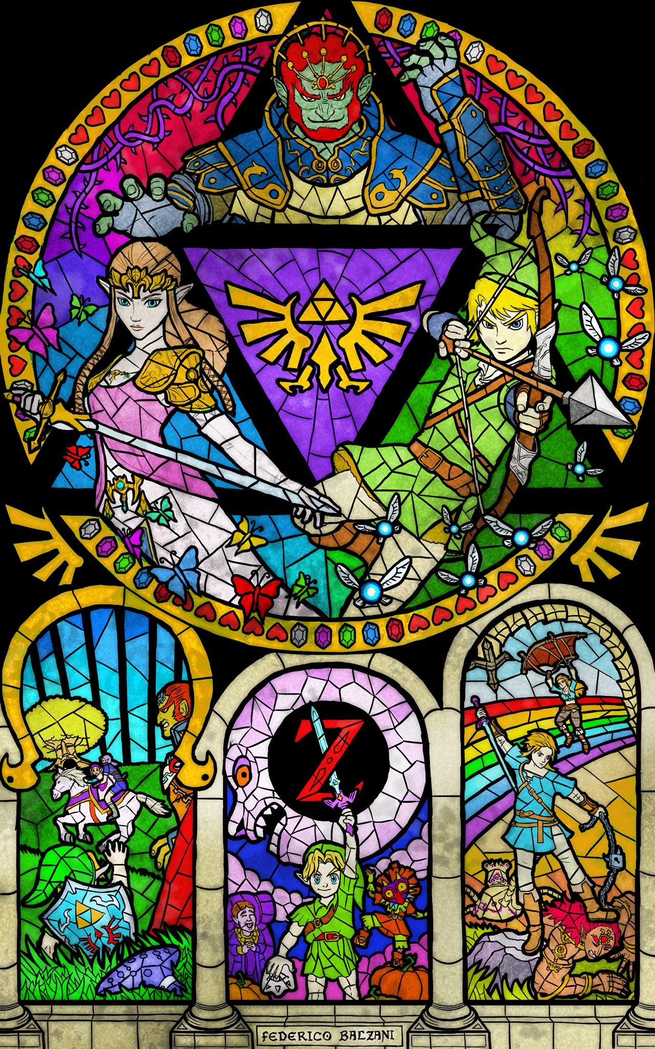 The Legend of Zelda: Skyward Sword - Premio extra: Federico Balzani