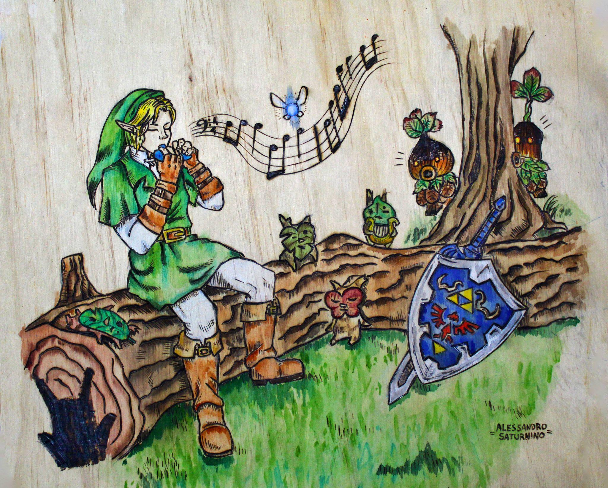 The Legend of Zelda: Skyward Sword - Premio extra: Alessandro Saturnino