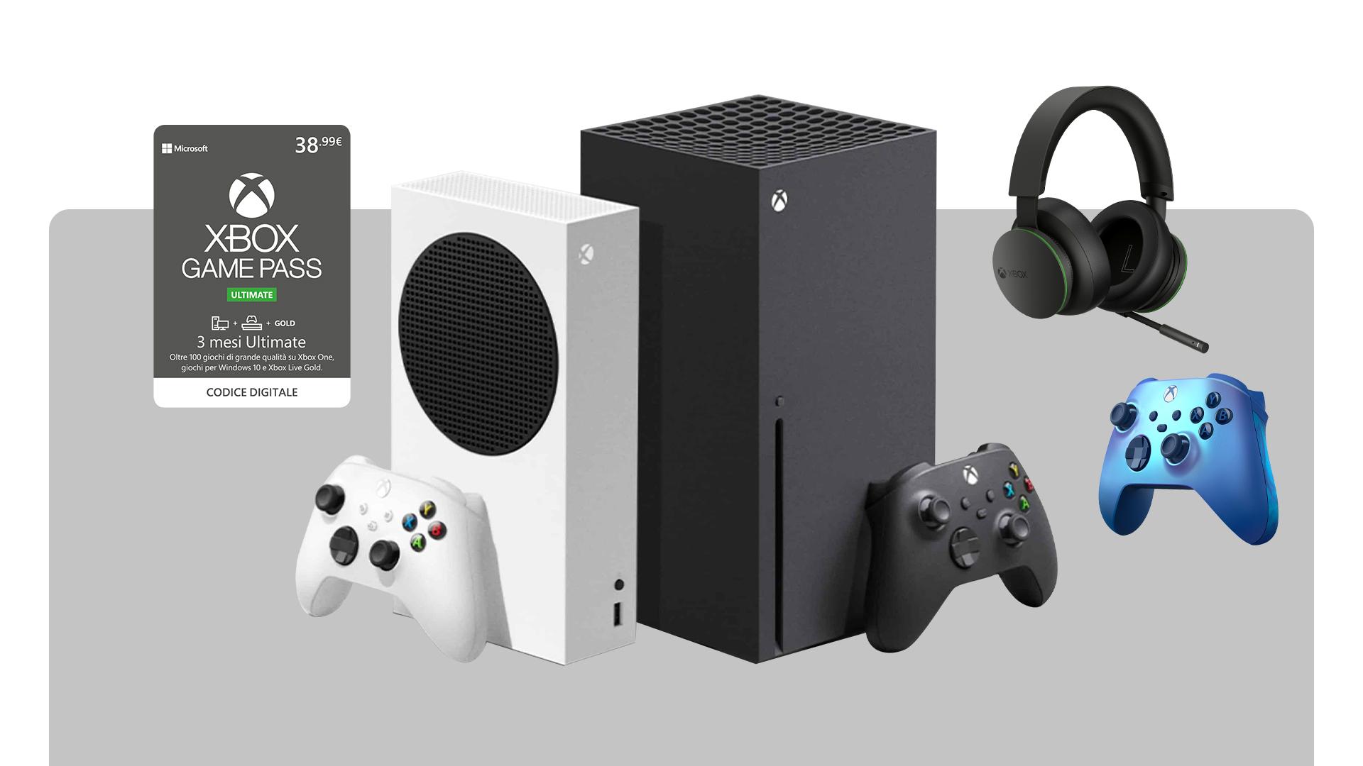 Premi di Xbox All Access Graphic Contest