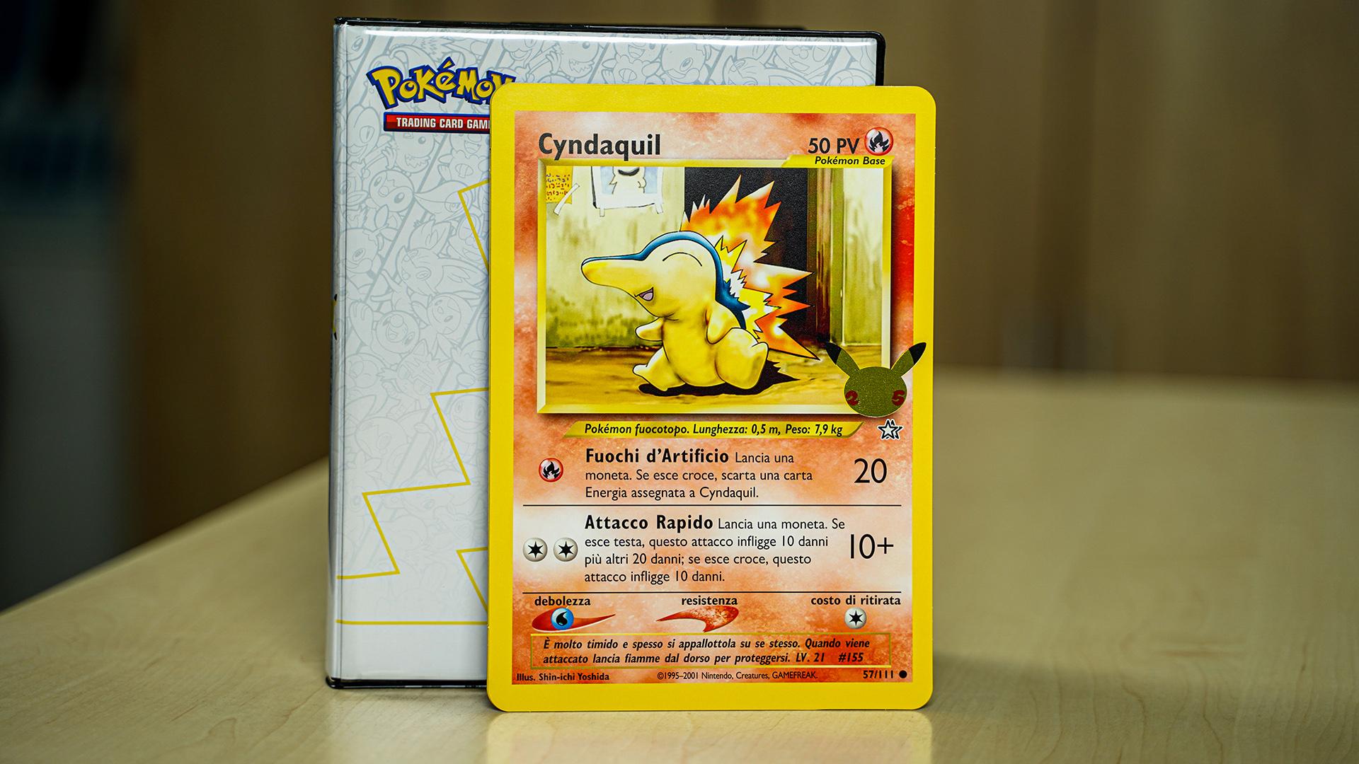 Pokémon GCC Cyndaquil