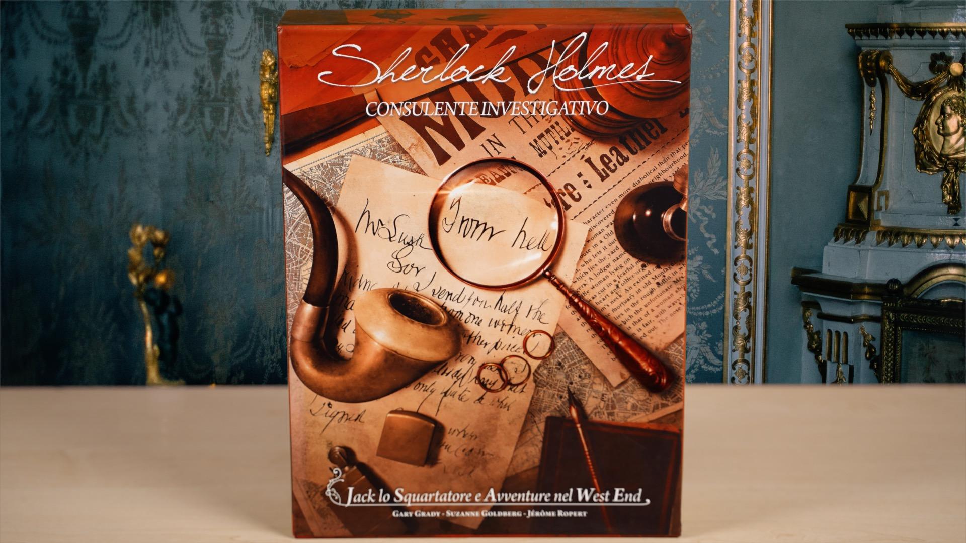 Sherlock Holmes Consulente Investigativo Jack lo Squartatore
